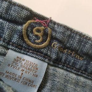goodtime Skirts - Jeans Mini Skirt